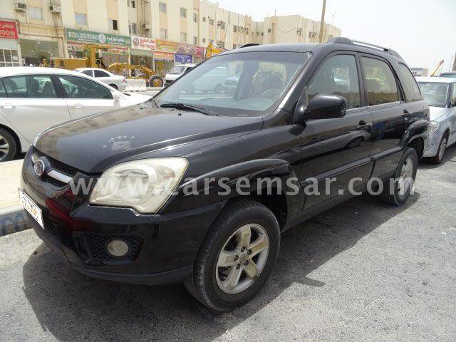 2010 Kia Sportage 4WD