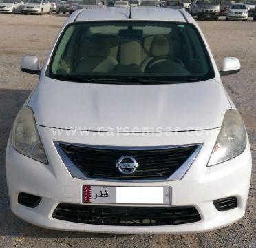 2013 Nissan Sunny Classic