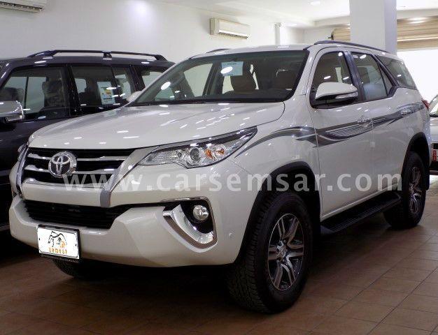 2019 Toyota Fortuner 2.7