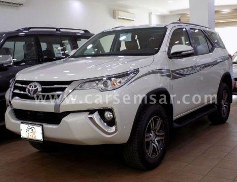 2020 Toyota Fortuner 2.7