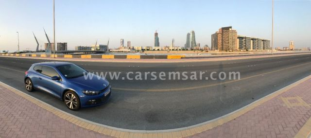 2015 Volkswagen Scirocco 20 Tsi For Sale In Bahrain New And Used