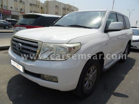 2008 Toyota Land Cruiser G D4D