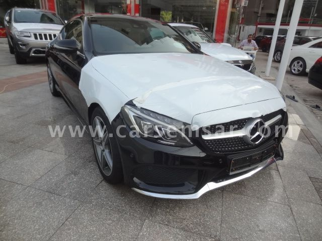 2017 مرسيدس بنز الفئه C 63 S Coupe Edition 1
