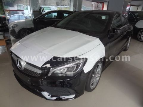 2017 Mercedes-Benz CLA-Class CLA 250