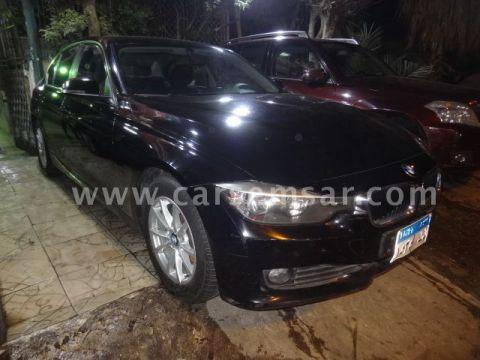 2015 BMW 3-Series 316i