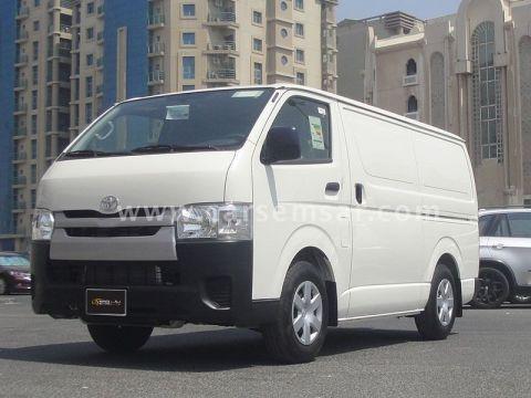 2020 Toyota Hi-Ace 2.7