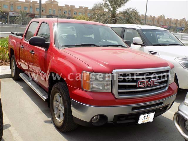2012 GMC Sierra 1500 Crew Cab