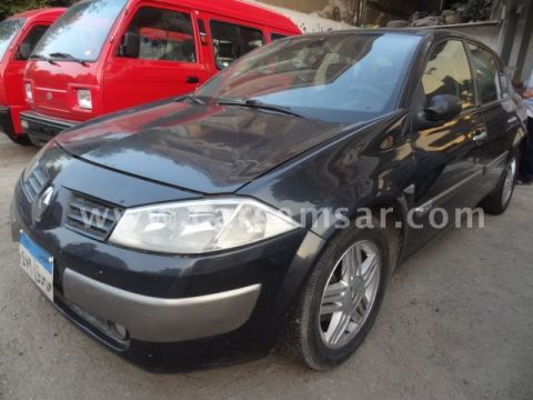 2010 Renault Megane 1.6