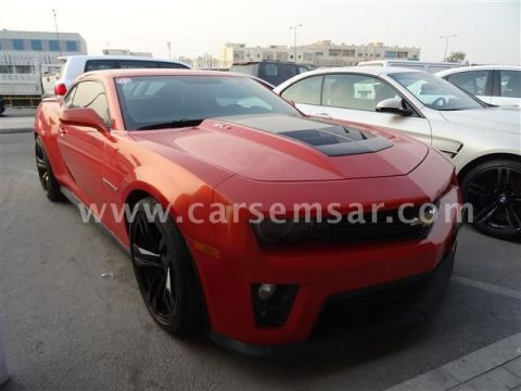 2013 Camaro Zl1 For Sale >> 2013 Chevrolet Camaro Zl1 For Sale In Qatar New And Used