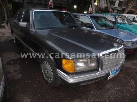 1987 Mercedes-Benz C-Class C 300