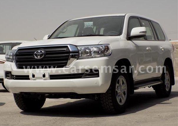 2018 Toyota Land Cruiser G