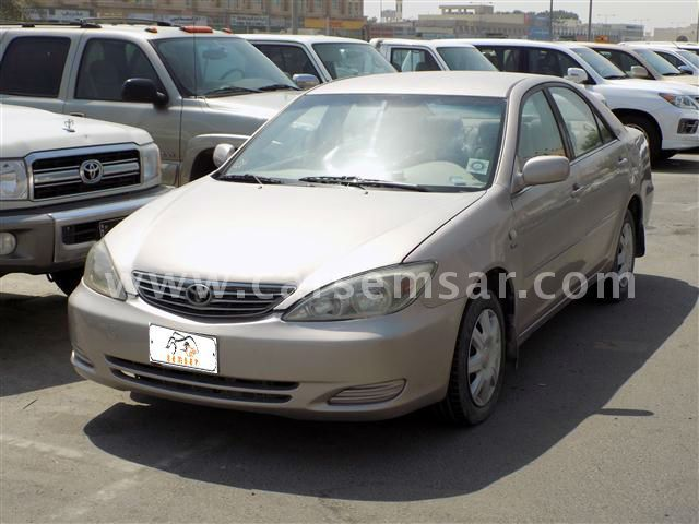 2003 Toyota Camry XLi