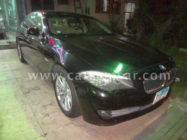 2011 BMW 5-Series 523i