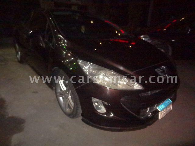2011 Peugeot 308 1.6