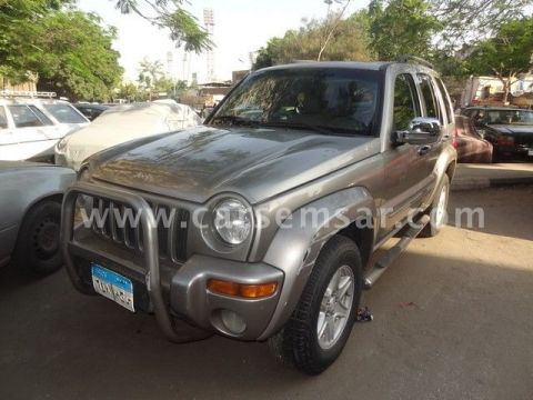 2005 Jeep Cherokee Limited 3.7