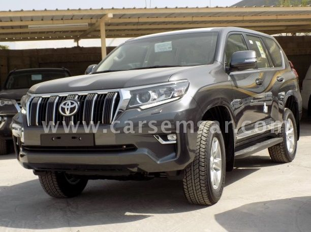 Toyota Dealers In Md >> 2018 Toyota Prado TXL V6 for sale in Qatar - New and used ...