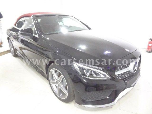 2017 Mercedes-Benz C-Class C 63 S Coupe Edition 1