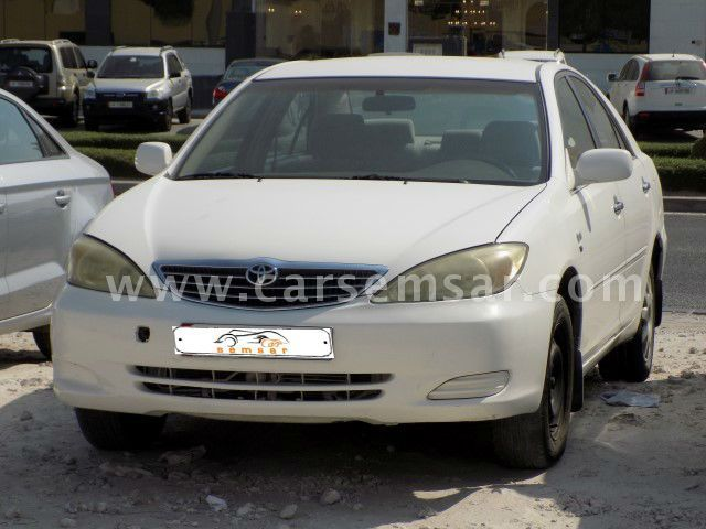 2005 Toyota Camry Grande
