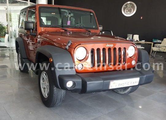 2014 Jeep Wrangler 4.0 Sport