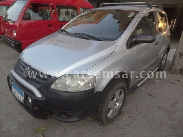 2007 Volkswagen Fox 1.2