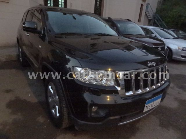 2011 Jeep Grand Cherokee LTD Hemi 5.7