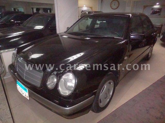 1999 Mercedes-Benz E-Class E 200