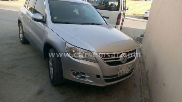 2011 Volkswagen Tiguan 2.0 TSI