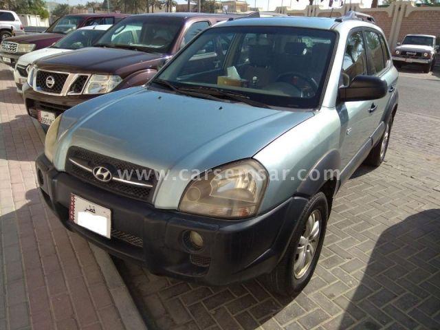2007 Hyundai Tucson 2.0 GLS 4WD