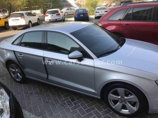 2015 Audi A3 1.4L