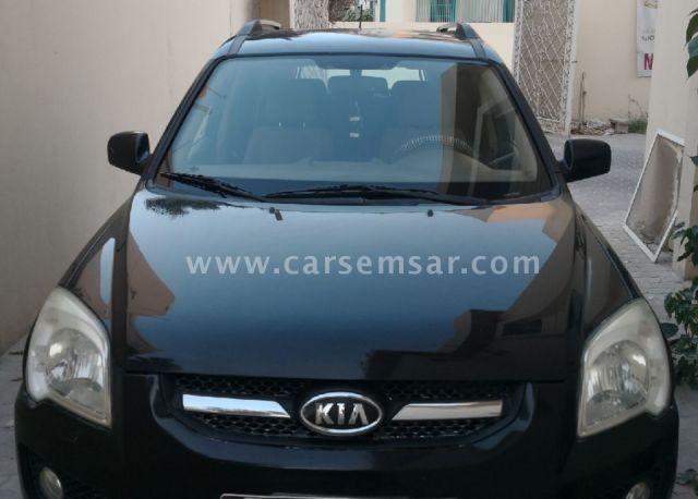 2009 Kia Sportage 2.0 L 4WD