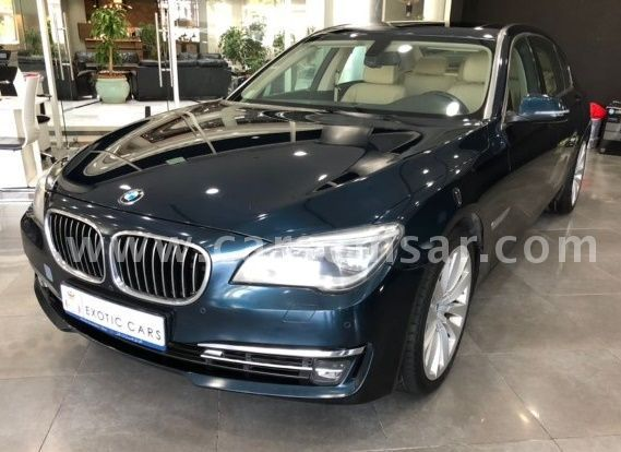 2013 BMW 7-Series 740 Li