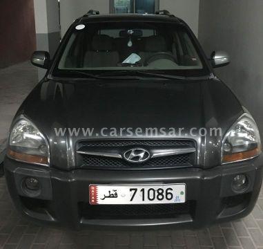 2009 Hyundai Tucson 2.0 4WD GLS