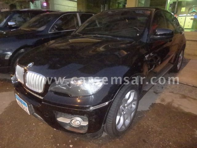 2008 BMW X6 xDrive 35i