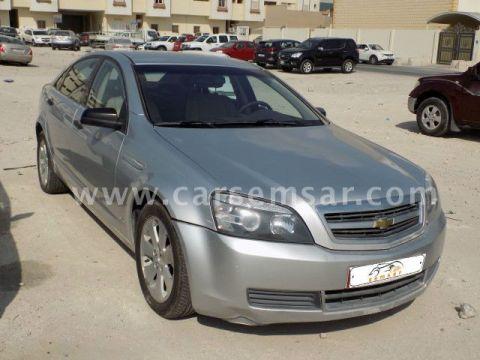 2012 Chevrolet Caprice LS