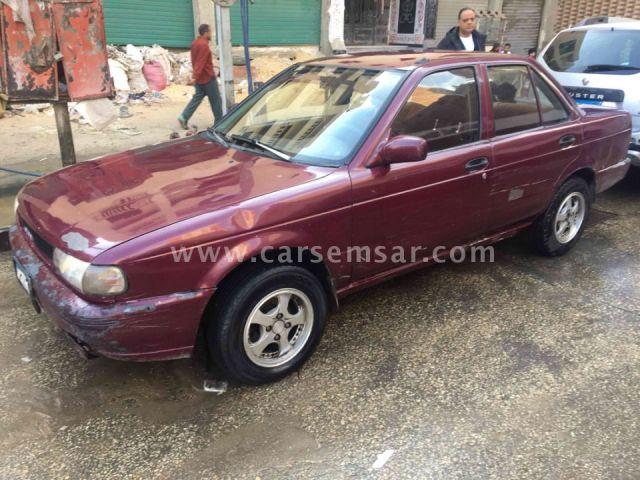 1994 Nissan Sunny 1.5