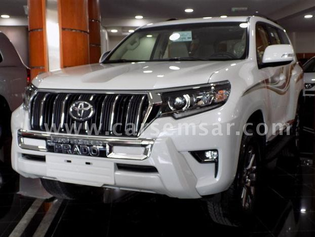 2019 Toyota Prado TXL V6