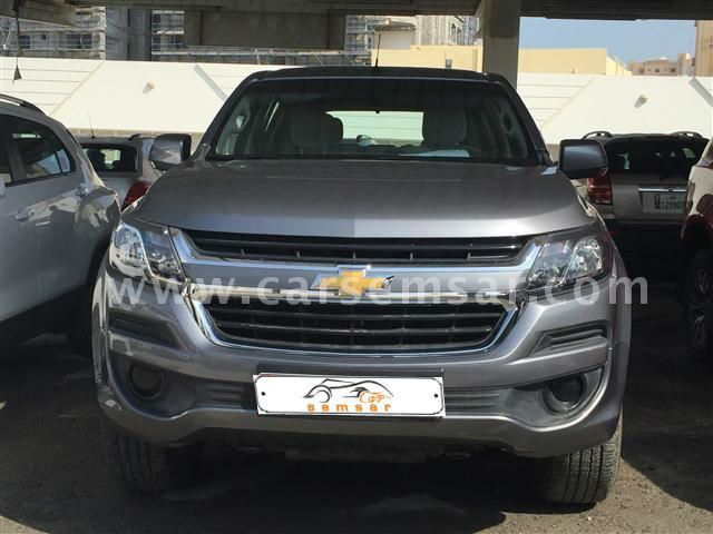 2017 Chevrolet Trailblazer Lt For Sale In Qatar New And Used Cars