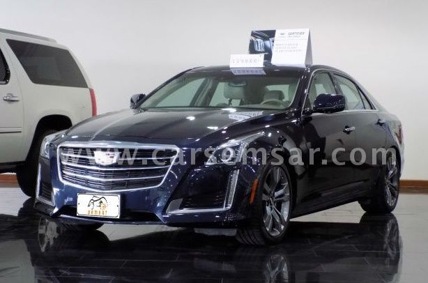 2015 Cadillac CTS TURBO for sale in Qatar - New and used