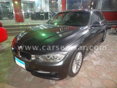 2013 BMW 3-Series 320i