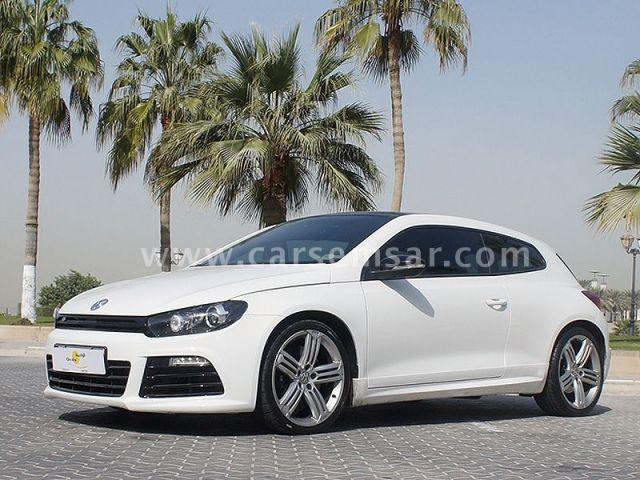 2012 Volkswagen Scirocco 2.0 TSI