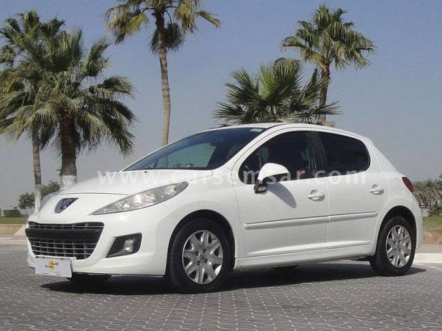Used Peugeot cars for sale in Qatar