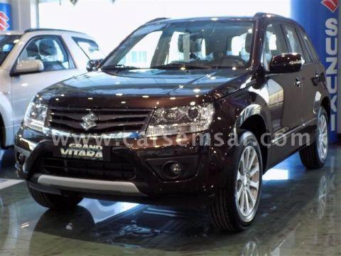 2018 Suzuki Grand Vitara DLX