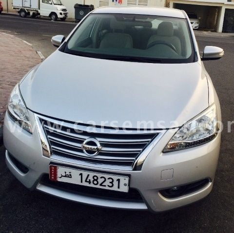2014 Nissan Sentra 1 8 For Sale In Qatar New And Used Cars For