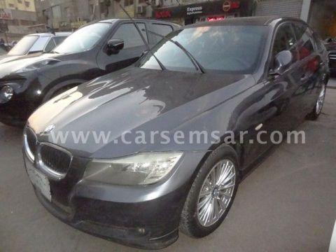 2010 BMW 3-Series 318i