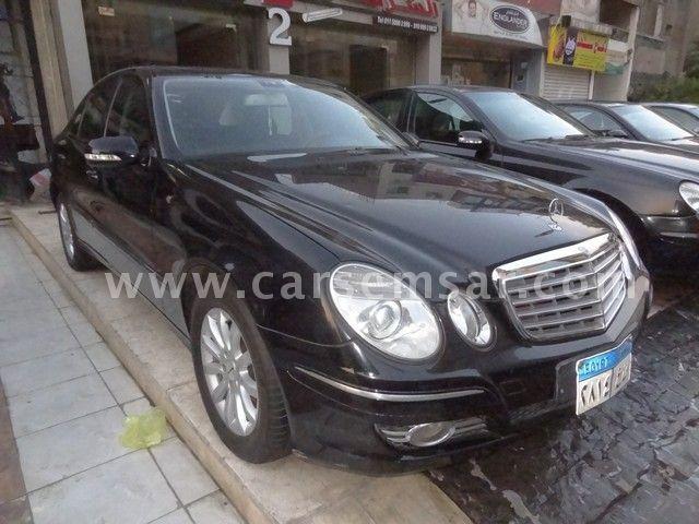 2010 Mercedes-Benz E-Class E 200