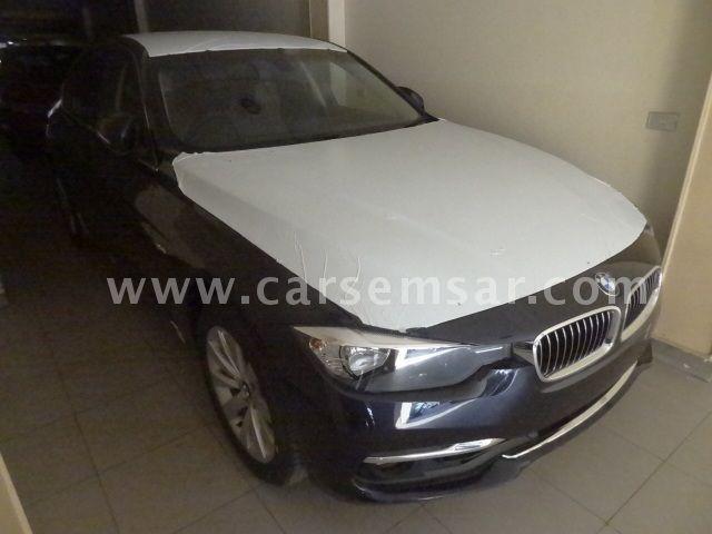 2016 BMW 3-Series 318i
