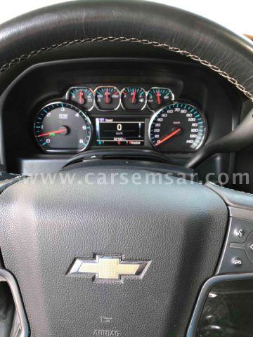 2015 Chevrolet Silverado Crew Cab LTZ