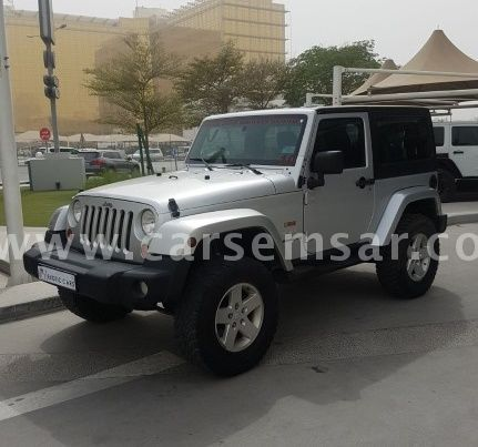 2011 Jeep Wrangler 3.8 Sahara