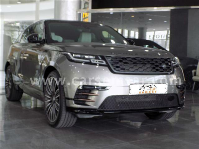2018 Land Rover Range Rover Velar HSE