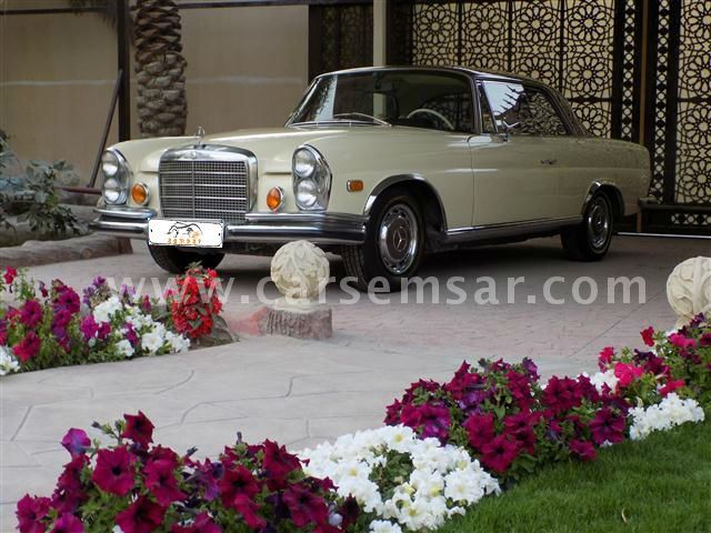 1970 Mercedes-Benz 350 SLC classic